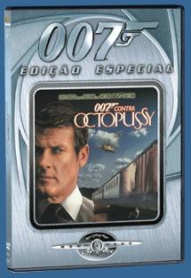 007 contra octopussy edição especial dvd raro