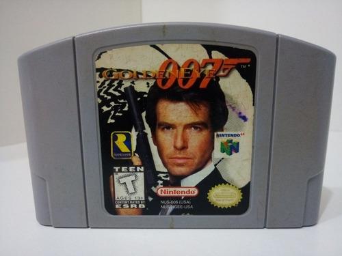 007 goldeneye n64 nintendo 64 original e salvando