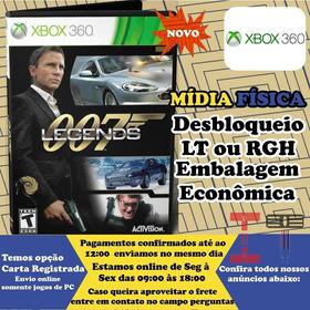 007 Legends Patch Xbox 360 Lt 3.0 - Izac Tech