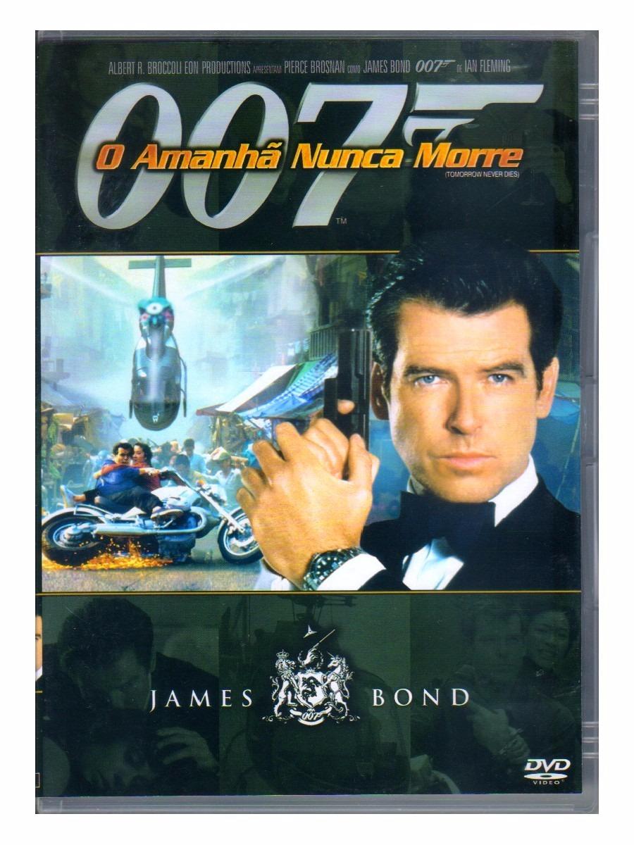 007 O Amanha Nunca Morre Dvd Orig Novo Lacrado Dublado R 42 00