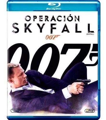 007  operacion skyfall james bond daniel pelicula blu-ray
