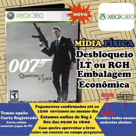 007 Quantum Of Solace Patch Xbox 360 Lt 2.0 Ou Superior