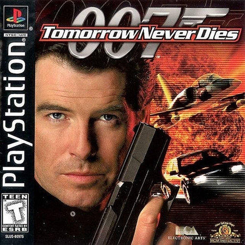 007 the tomorrow nevers dies  ps1 y compatible play2