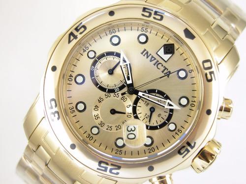 0074 relógio invicta pro diver 0074 produção 2018