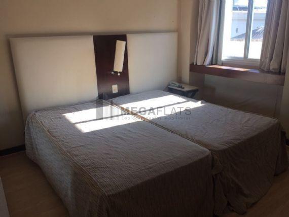00831 -  flat 1 dorm. (1 suíte), jardins - são paulo/sp - 831