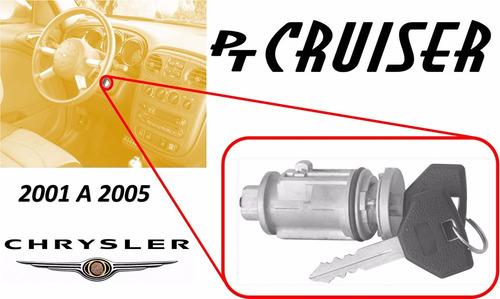 01-05 chrysler pt cruiser switch de encendido con llaves