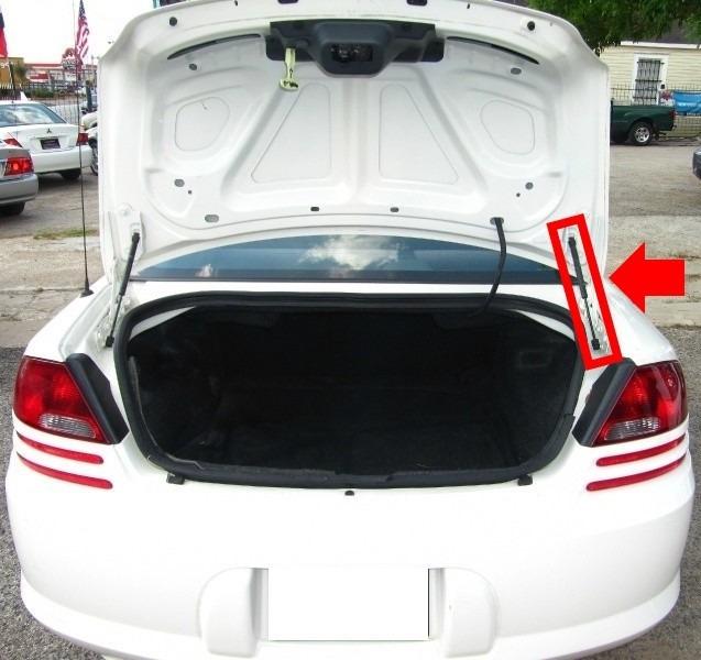 01 06 Dodge Stratus Piston Hidraulico Cajuela Der Con