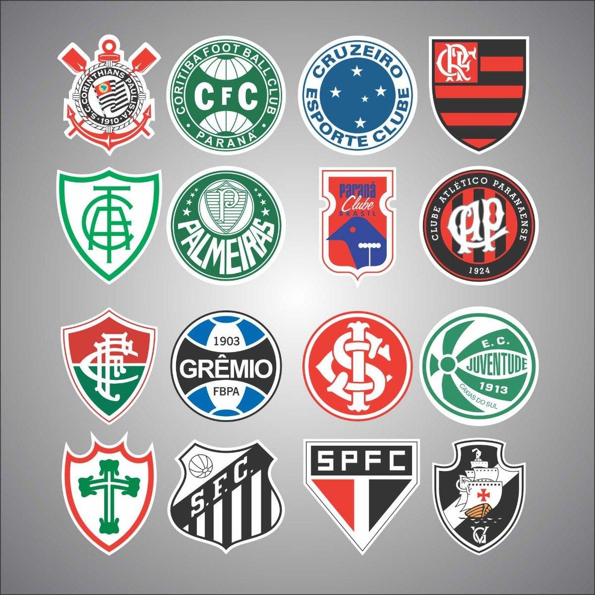 d36b679b89 01 adesivo de escudo time futebol brasileiro tamanho foto2. Carregando zoom.