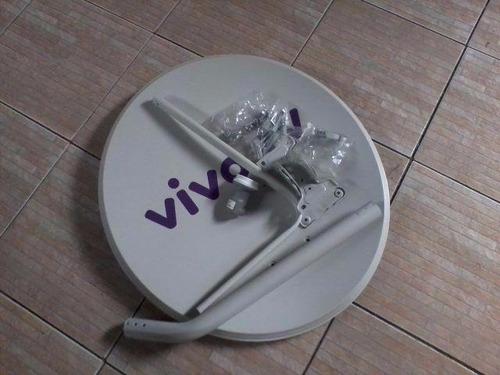 01 antena_ku_60cm _ lnb duplo universal _ 20m cabo