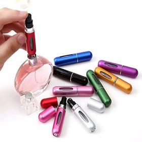 01 Atomizador De Perfume Porta Perfume Recarregável Spray