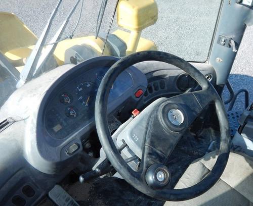 01) cargador frontal / trascavo komatsu wa470-6, 2012