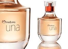 01 deo parfum una 75ml + brinde surpresa
