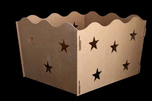 01 estante 68,5+ banco cru+ caixa de presente lisa!