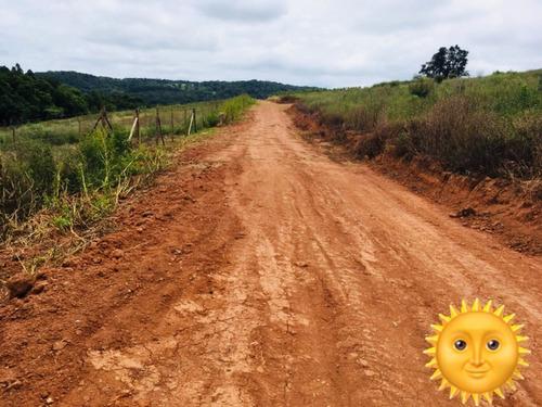 01- lotes com facil acesso e as estradas todas cascalhadas