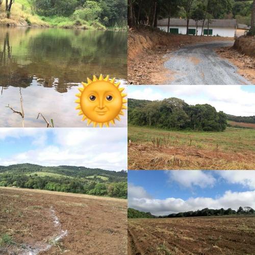 01-lotes com lago de pesca e trilha ecologica ñ é condominio
