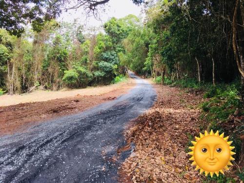01-lotes p/ chacara c/ as estradas cascalhadas