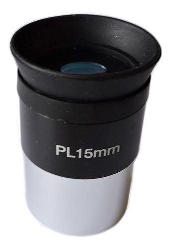 01 ocular super plossl telescópio pl 15mm ( lente 32mm) sk