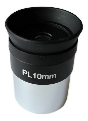 01 ocular telescópio super plossl pl 10mm ( lente 32mm)