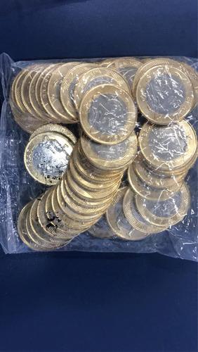 01 sache futebol com 50 moedas olimpiadas flor de cunho