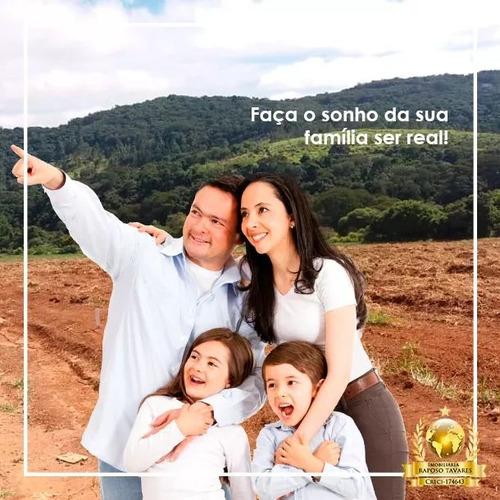 01-sua familia merece conforto compre ja um lote p/chacara