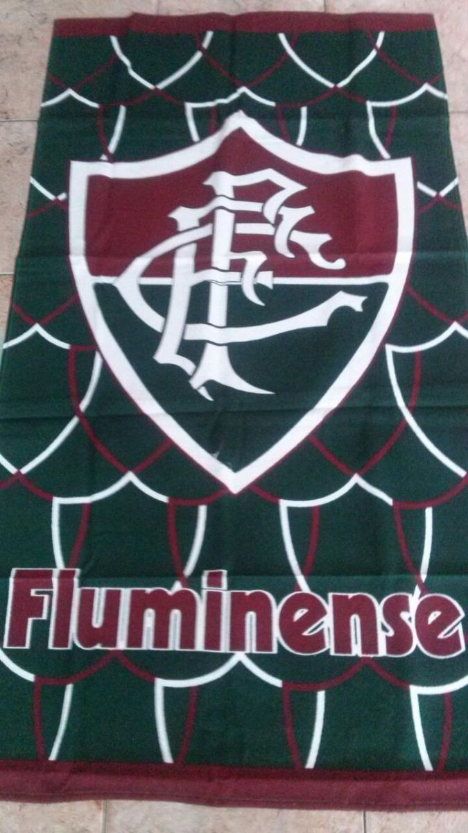 01 toalha felpuda time de futebol fluminense. Carregando zoom. 2f740f64ebf31
