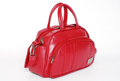 0116- frasqueira térmica fashion vermelha