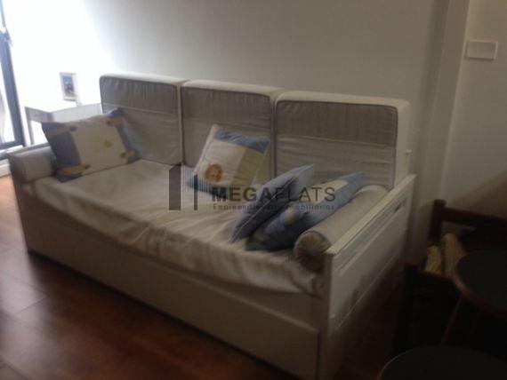 01619 -  flat 1 dorm. (1 suíte), bela vista - são paulo/sp - 1619