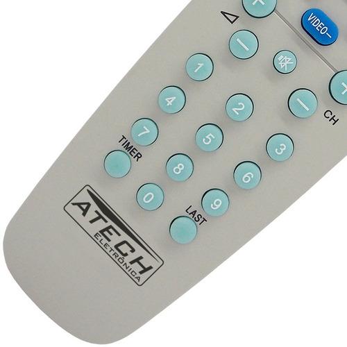 0194 - controle remoto receptor philips rc19329003 / dsx1000
