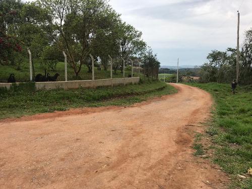 01c terreno pertinho do centro de ibiuna