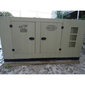 02) Planta Luz Y Emergencia North Power 50 Kw 127/220v Nueva