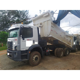 02 -  Caminhões Vw Constellation 31.320 Traçado 6x4 Caçamba
