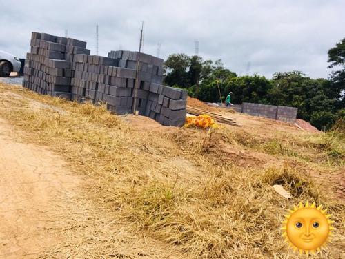 02 adquira nossos terrenos e construa sua chácara em ibiúna
