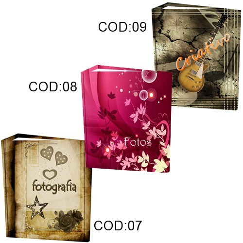 02 álbuns 10x15 1200 fotos capacidade total  luxo