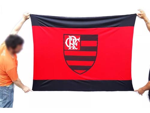 02 bandeira do flamengo time de futebol barata!! muito linda