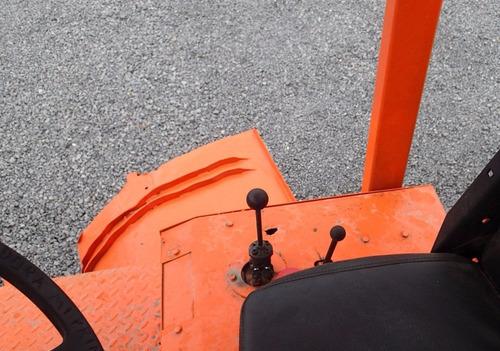 02) barredora broce rj350 2003 cepillo de 2.40 m