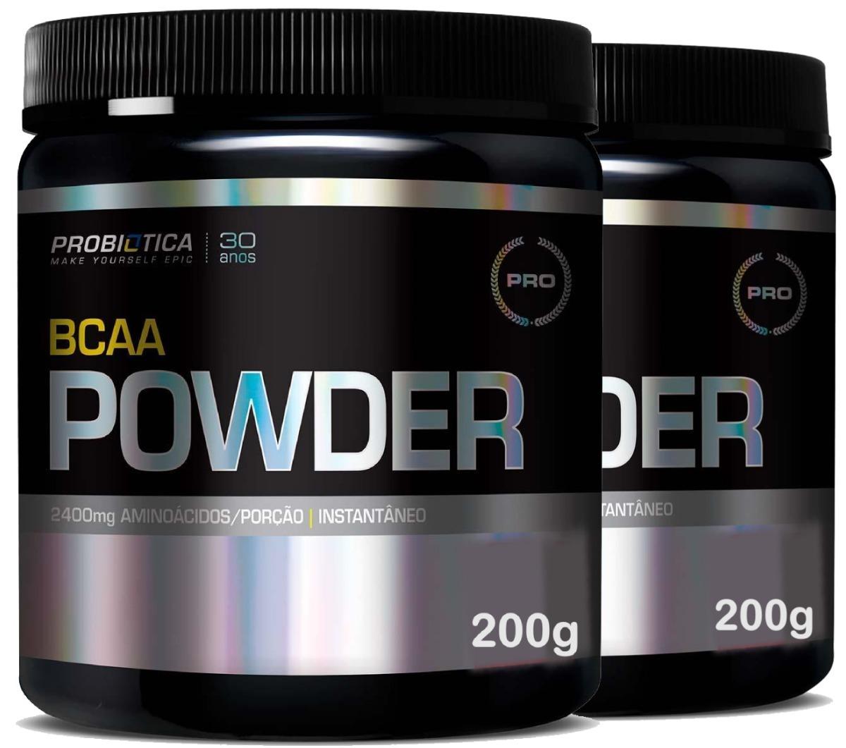 7a73f0d83 02 bcaa powder 200g probiótica vários sabores   frete grátis. Carregando  zoom.