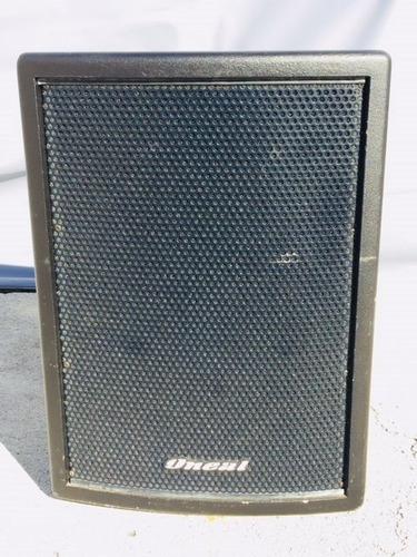02 caixas de som oneall passiva modelo ob-610