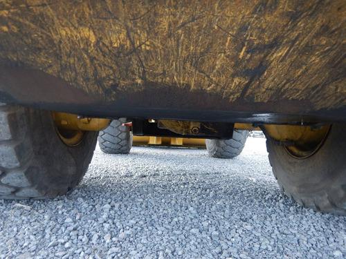 02) cargador frontal / trascavo caterpillar 938 h, 2009