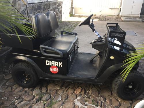 02) carro de golf / utilitario clark cbx2 nuevo