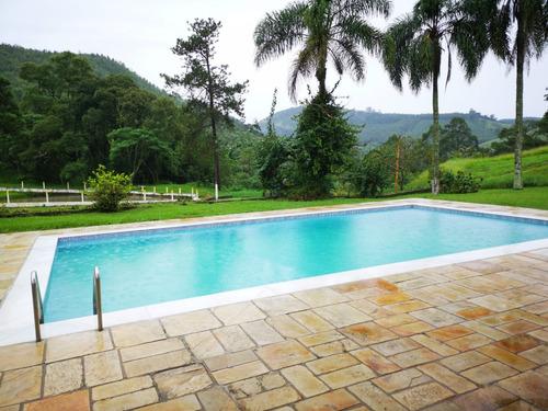 02 casa com piscina igarata/santa isabel