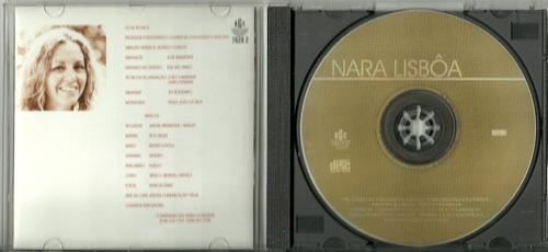 02 cd's nara lisbôa - 1998-2000 - nara lisbôa e meu santo