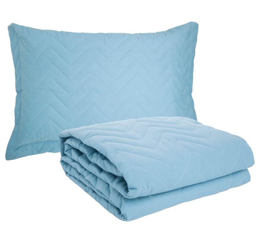 be60c5732f 02 colcha sleep solteiro com porta travesseiro elasticada. Carregando zoom.