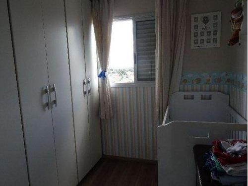 02 dorm, suite, vaga, armarios planejados - guarulhos - ap2008