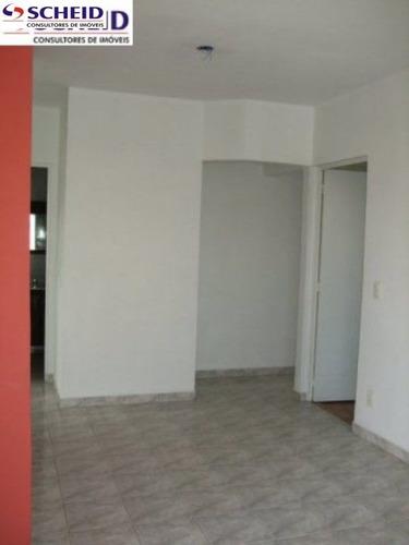 02 dormitórios, 01 vaga, 60m - mc1159