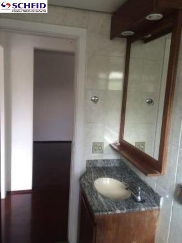 02 dormitórios, 01 vaga, sacada, 69m, com armários embutidos, lazer - mc4254
