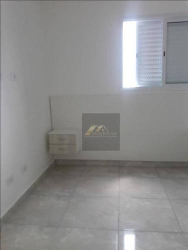 02 dormitórios, sendo 1 suite, ótima localização, com varanda gourmet. - ap1430
