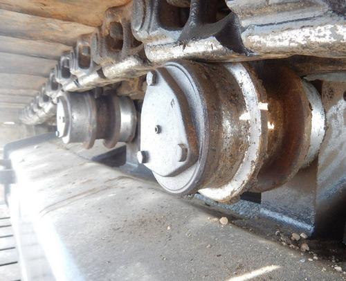 02) excavadora komatsu pc300lc-6le 1999