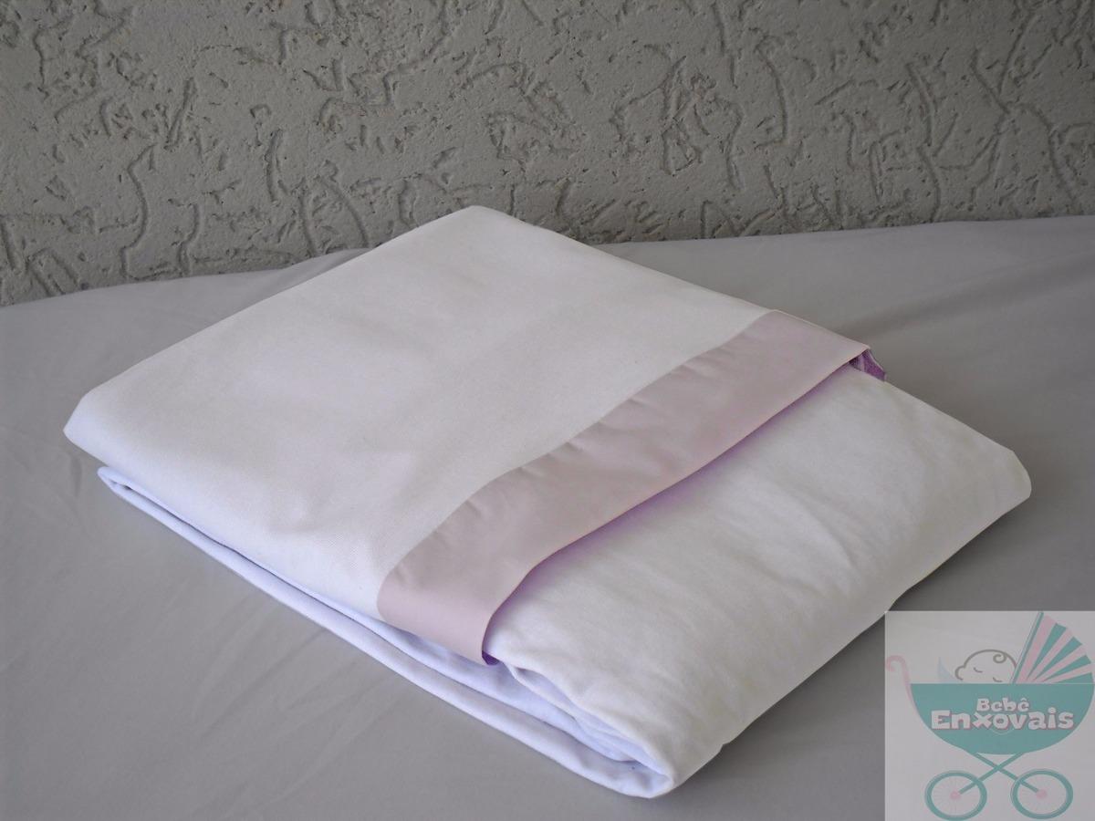 c7967930ee 02 jogo lençol elástico mini cama 2 pçs percal 100% algodão. Carregando zoom .