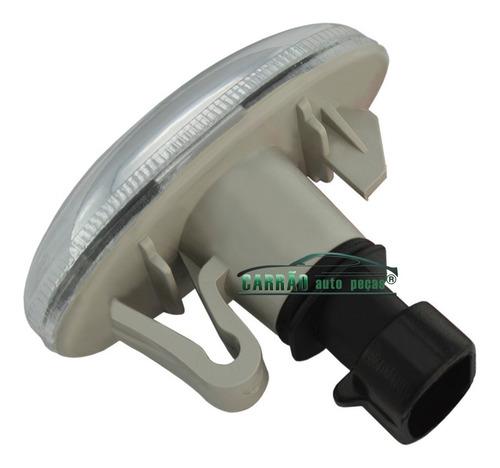 02 lanterna pisca paralama lateral peugeot 206 207 307