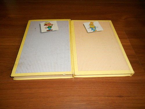 02 livros -  monteiro lobato